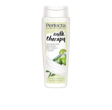 Perfecta Milk Therapy – oliwkowe mleczko do ciała (350 ml)