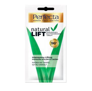 Perfecta – Natural Lift Maska na twarz, szyję i dekolt (10 ml)