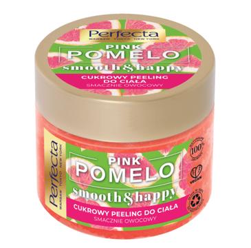 Perfecta Pink Pomelo Cukrowy Peeling do ciała - wygładzający (300 g)