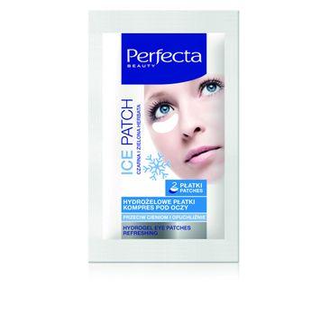 Perfecta płatki pod oczy hydrożelowe kompres pod oczy 1 op - 2 szt.