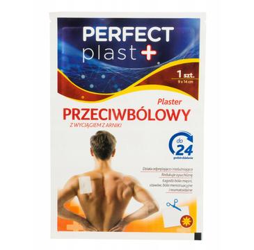 Perfect Plast – rozgrzewający plaster z arniką 9x14 (1szt)