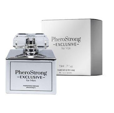 PheroStrong Exclusive For Men Pheromone Perfume perfumy z feromonami dla mężczyzn spray (50 ml)