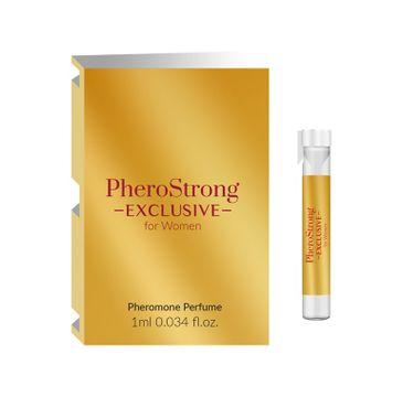 PheroStrong Exclusive For Women Pheromone Perfume perfumy z feromonami dla kobiet (1 ml)