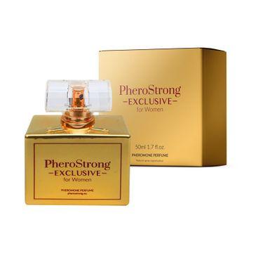 PheroStrong Exclusive For Women Pheromone Perfume perfumy z feromonami dla kobiet spray (50 ml)