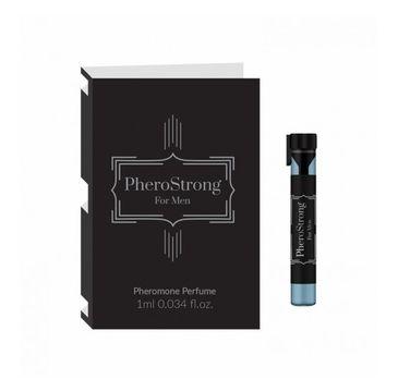 PheroStrong Pheromone Perfume For Men perfumy z feromonami dla mężczyzn (1 ml)