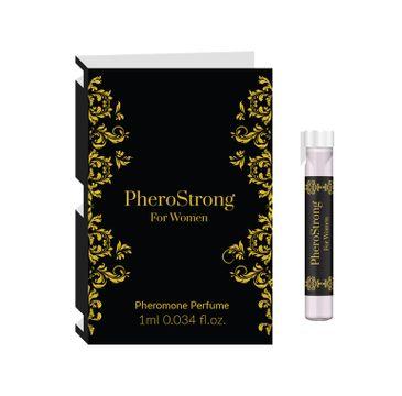 PheroStrong Pheromone Perfume For Women perfumy z feromonami dla kobiet (1 ml)