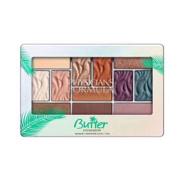 Physicians Formula Butter Eyeshadow Palette paleta cieni do powiek Tropical Days (15.6 g)