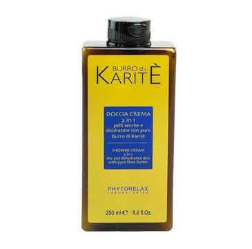 Phytorelax Burro Di Karite Doccia Crema 2in1 Shower Cream krem pod prysznic 250ml