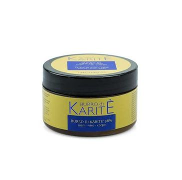 Phytorelax Burro Di Karite Shea Butter Hands Face Body masło do ciała 100ml