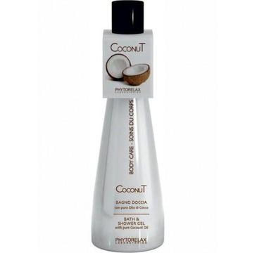 Phytorelax Coconut Bath & Shower Gel kokosowy żel do kąpieli i pod prysznic 250ml