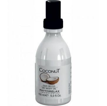 Phytorelax Coconut Dry Body Oil kokosowy suchy olejek do ciała 150ml