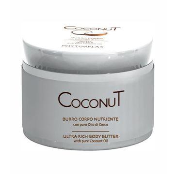 Phytorelax Coconut Ultra Rich Body Butter kokosowe masło do ciała 250ml