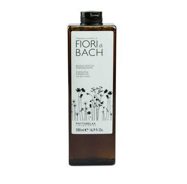 Phytorelax Fiori Di Bach Bagno Doccia Energizing Shower Gel With Bach Flower żel do mycia ciała 500ml
