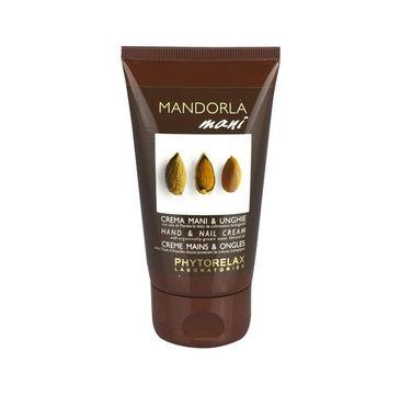 Phytorelax Mandorla Mani Crema krem do rąk i paznokci 75ml