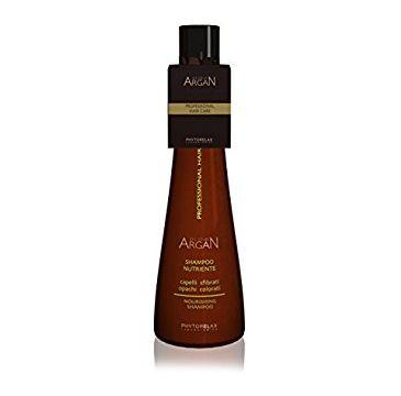 Phytorelax Olio Di Argan Nourishing Shampoo odżywczy szampon arganowy do włosów zniszczonych i farbowanych 500ml