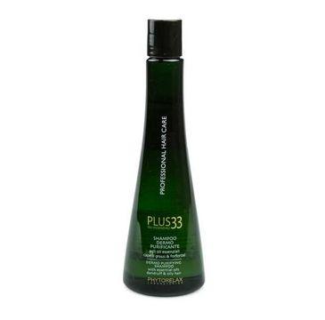 Phytorelax Plus33 Oli Essenziali Dermo Purifying Shampoo oczyszczający szampon do włosów 250ml