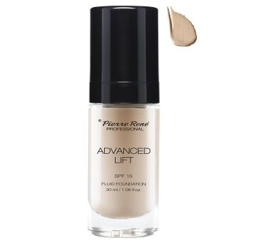 Pierre Rene Professional Advanced Lift Fluid Foundation podkład liftingujący SPF15 No 05 Natural 30ml