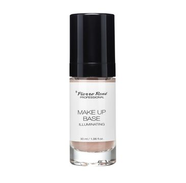 Pierre Rene Professional Make Up Base Illuminating baza rozświetlająca pod makijaż 30ml