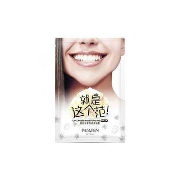 Pilaten Collagen Moisturizing Mask nawilżająca maska do twarzy w płacie 30ml