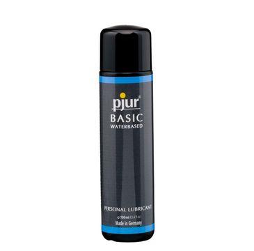Pjur Basic Waterbased lubrykant nawilżający na bazie wody (100 ml)
