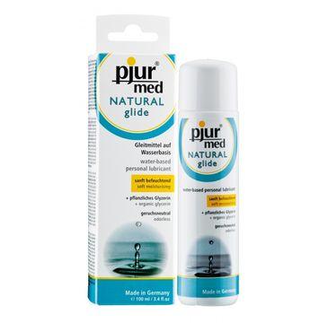 Pjur Med Natural Glide nawilżający lubrykant na bazie wody (100 ml)