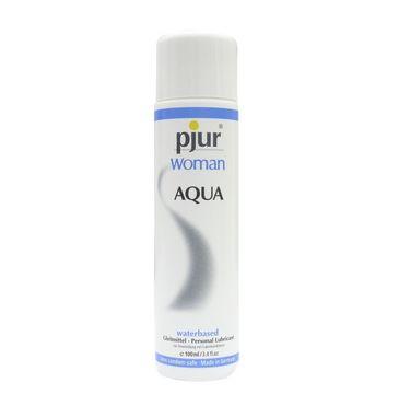 Pjur Woman Aqua Waterbased lubrykant na bazie wody (100 ml)