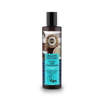 Planeta Organica Coconut Balsam do włosów każdego rodzaju  280ml