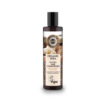 Planeta Organica Shea Balsam do włosów matowych i zniszczonych  280ml