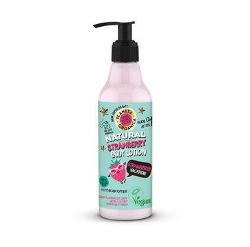 Planeta Organica  Skin Super Good odżywczy balsam do ciała Truskawka (250 ml)