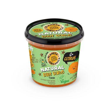 Planeta Organica – Skin Super Good Scrub do ciała wygładzający C+Citrus (360 ml)