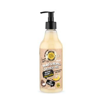 Planeta Organica – Skin Super Good Żel pod prysznic No Stress (500 ml)