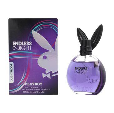 Playboy Endless Night for Her woda toaletowa damska 60 ml
