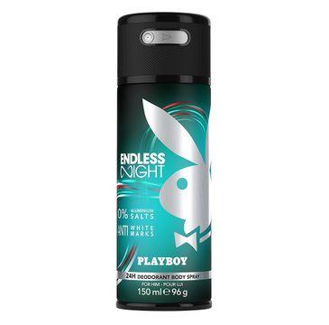 Playboy Endless Night For Him dezodorant spray (150 ml)