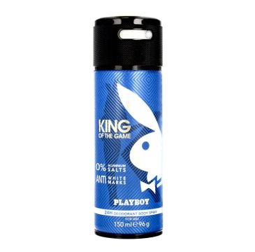 Playboy King of the Game – dezodorant spray (150 ml)