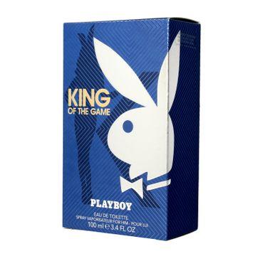 Playboy King of the Game – woda toaletowa (100 ml)