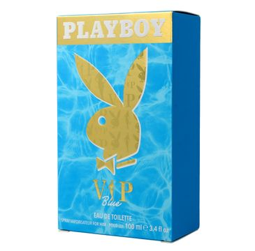Playboy Vip Blue Men woda toaletowa męska 100 ml