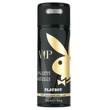 Playboy Vip For Him dezodorant spray (150 ml)