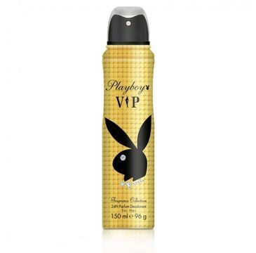 Playboy Vip Woman dezodorant w sprayu damski 150 ml