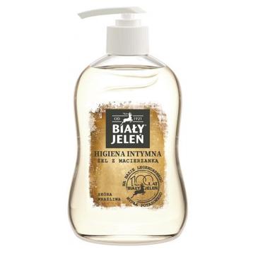 Biały Jeleń Żel do higieny intymnej macierzanka (500 ml)