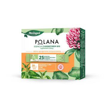 Polana – Esencja z koenzymem Q10 suplement diety (25 saszetek)