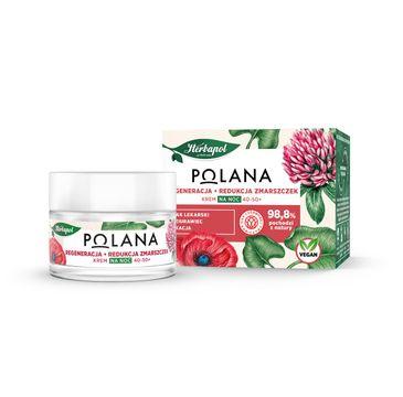 Polana – Krem do twarzy na noc 40-50+ Regeneracja i Redukcja Zmarszczek (50 ml)