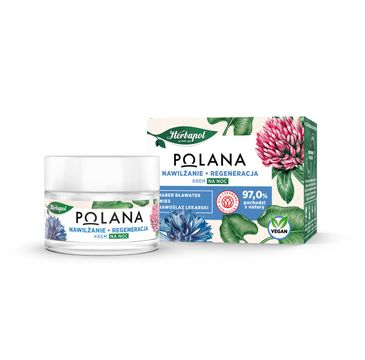Polana – Krem do twarzy na noc - Nawilżanie (50 ml)
