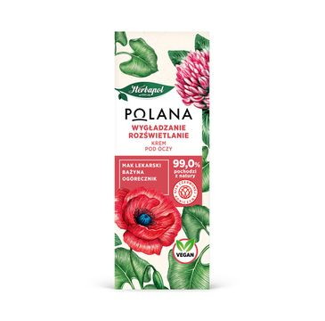 Polana – Krem pod oczy wygładzanie i rozświetlanie (15 ml)