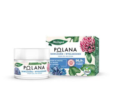 Polana – Krem-żel do twarzy na dzień - Nawilżanie i Wygładzanie (50 ml)
