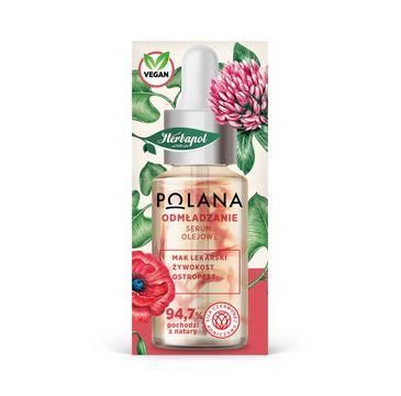 Polana – Odmładzanie serum olejowe (30 ml)