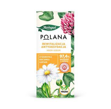 Polana – Rewitalizacja krem-serum do twarzy (30 ml)