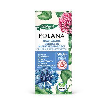 Polana – Serum dla cery mieszanej Nawilżanie i Redukcja Niedoskonałości (30 ml)