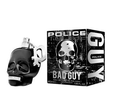 Police To Be – Bad Guy For Man woda toaletowa spray (40 ml)