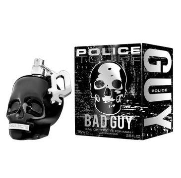 Police To Be – Bad Guy For Man woda toaletowa spray (75 ml)