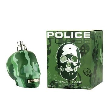 Police To Be Man Camouflage Special Edition woda toaletowa spray 125ml